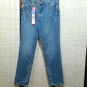 LTS vintage slim straight jeans mid-rise 12